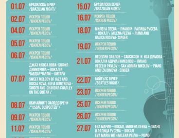 Събитията през месец юли 2017